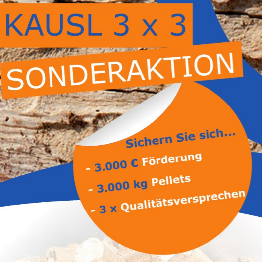 Kausl3x3aktion